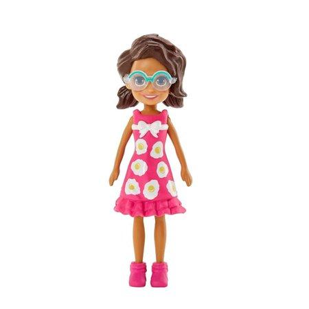 Polly Pocket Pacote de Modas Surpresas Waffle - Mattel
