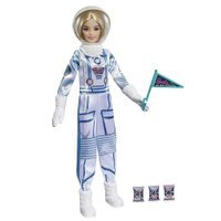 Boneca Barbie Profissões Astronauta Loira - Mattel