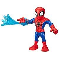 Marvel Super Hero Adventure Home Aranha 12 Cm - Hasbro