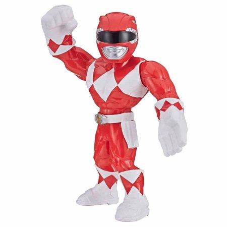 Power Rangers Mega Mighties Caixa Com 3 Bonecos - Hasbro