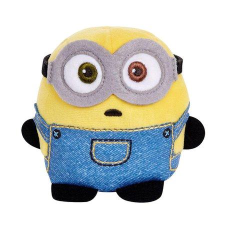 Minions Mini Pelúcia Musical Bob 14 Cm - Mattel