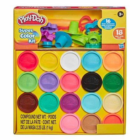 Play Doh Kit Super Color - Hasbro