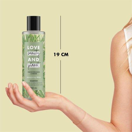 Shampoo Love Beauty and Planet Energizing Detox 300ml
