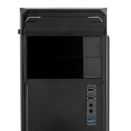 Computador Home Mancer, intel Pentium G4560, Cooler Mancer, H110M, 8GB DDR4, HD 1TB, 500W TGT, Combat
