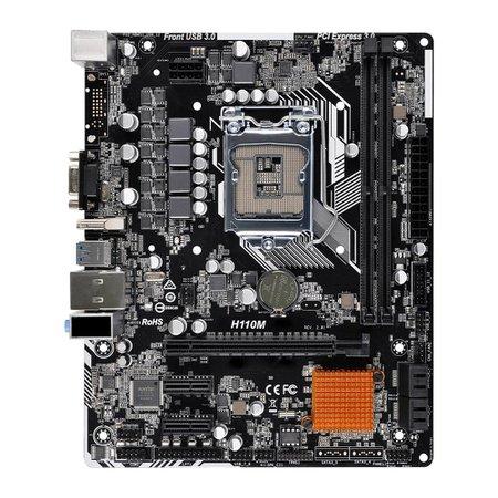 Kit Intel PENTIUM G4560, H110M