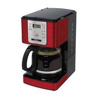 Cafeteira Oster Flavor Programável 12 Xícaras Vermelha 110V BVSTDC4401RD-017