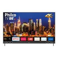 "Smart TV Philco 86"" PTV86P50SNSG 4K SB LED - Netflix"