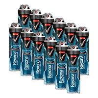 Kit 12 Desodorante Rexona Men Antitranspirante Xtra Cool 150ml