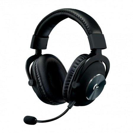 Headset Gamer Logitech Pro X Preto, 981-000817