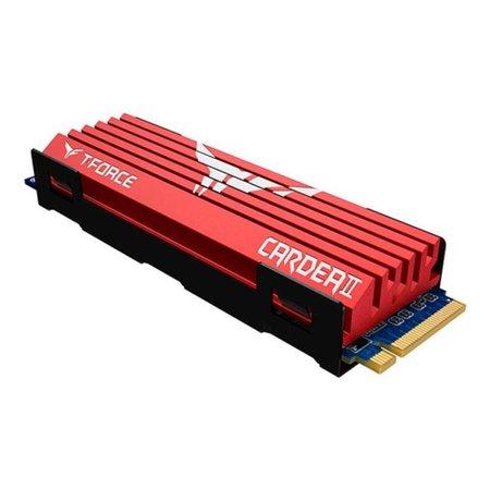 SSD Team Group T-Force Cardea II 512GB M.2 NVMe, TM8FP5512G0C110