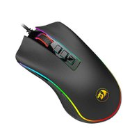 Mouse Gamer Redragon Cobra Chroma RGB 10000DPI, M711