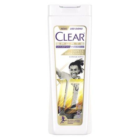 Shampoo Anticaspa Clear Sports Women 200ml