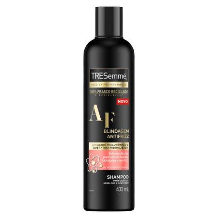 Shampoo Tresemmé Blindagem Antifrizz Frasco 400ml