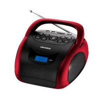 Rádio Bombox com Bluetooth Usb 4wrms Lenoxx