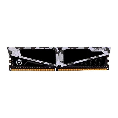 Memoria Team Group T-Force Vulcan Pichau 16GB (1x16) DDR4 3200MHz Branca RTB, TLPBD416G3200HC16F01