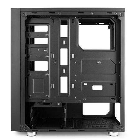 Kit Gabinete Mancer Hylian + Fonte Gigabyte 450W