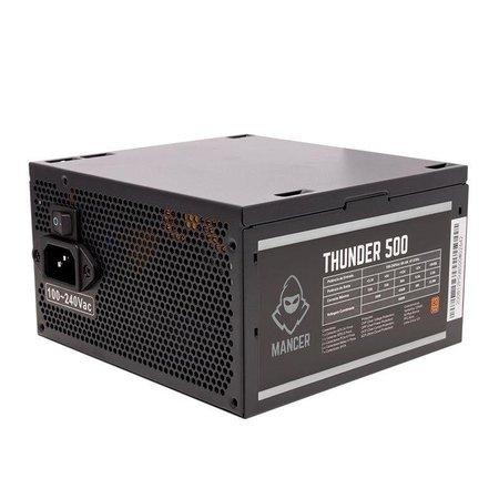 Kit Gabinete Pichau Dragoon + Fonte Mancer Thunder 500W