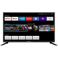 "Smart TV Britânia 39"" BTV39G60N5CH D-LED HD Netflix"