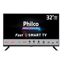 "Smart TV Philco 32"" PTV32G70SBL LED - Netflix"