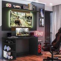 Mesa Gamer com Painel TV 55