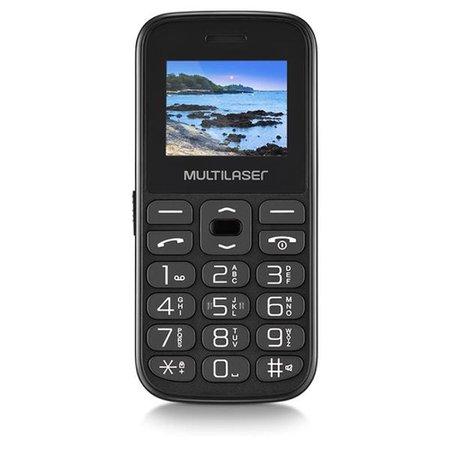 Celular Vita Tela 1.8 Polegadas Dual Chip 2G USB Bluetooth P9120
