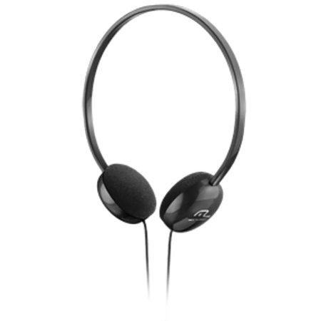 Fone de Ouvido Multilaser Headset Básico Preto - PH063