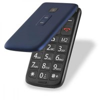 Celular Flip Vita Dual Chip Mp3 Fm Azul Multilaser - P9020