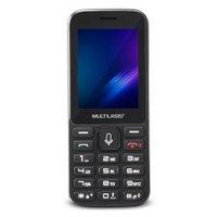 Celular Multilaser Zapp 2,4 Pol. 512MB Preto - P9098