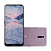 Smartphone Nokia 2.4 Roxo 6,5HD+ 64GB, 3GB RAM Android Câm.Traseira 13+2MP - NK016