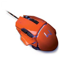Mouse Gamer 3200 Dpi Usb Warrior MO263