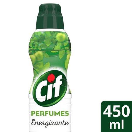 Limpador Cif Uso Geral Perfumes Energizante 450ml