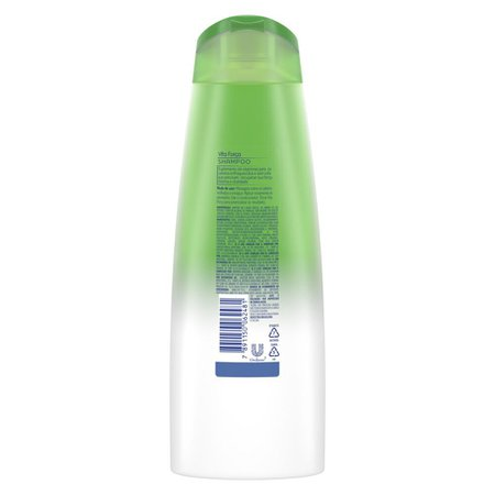 Shampoo Dove Nutritive Solutions Detox Purificante Frasco 400ml