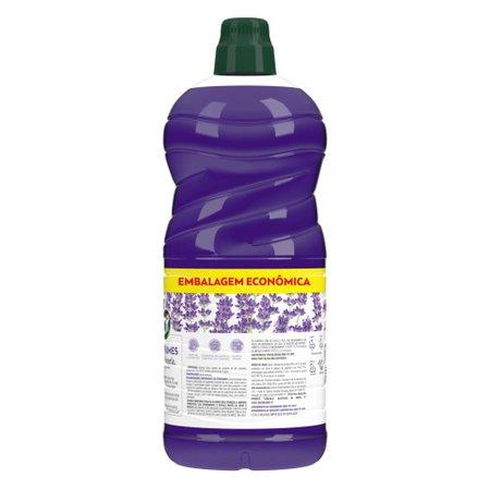 Limpador de Pisos Uso Geral Cif Perfumes Relaxante 1,75L