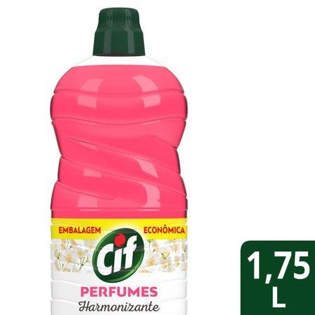 Limpador de Pisos Cif Perfumes Harmonizante 1,75L