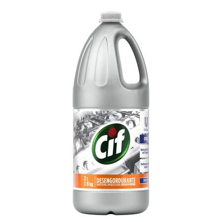 Limpador Desengordurante Cif Profissional Sem Perfume 2L