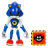 Boneco Sonic The Hedgehog Sega Metal Sonic - Fun Divirta-se