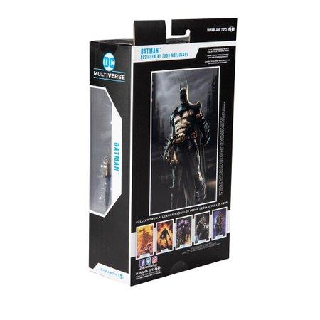 Batman DC Comics McFarlane Gold Label - Fun Divirta-se