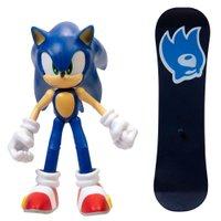 Boneco Sonic The Hedgehog Sega Sonic - Fun Divirta-se