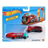 Hot Wheels Track Stars Loco Loopster - Mattel
