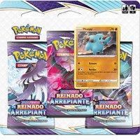 Pokémon Blister Triplo Reinado Arrepiante Phanpy - Copag