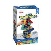 Jogo Terremoto Disney Pixar - Elka