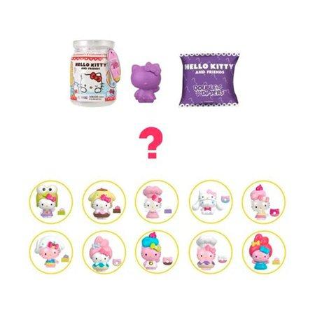 Boneca Hello Kitty Surpresa Mergulho Duplo - Mattel