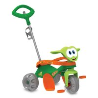 Triciclo Zootico Passeio e Pedal Verde - Bandeirante
