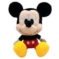 Mickey Mouse Pelúcia Disney Big Head 22cm - Fun Divirta-se