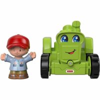 Little People Trator com Boneco - Mattel