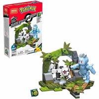 Mega Construx Pokémon Machop VS Galarian - Mattel