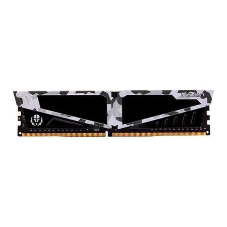 Memoria Team Group T-Force Vulcan Pichau 16GB (1x16) DDR4 3600MHz Branca RTB, TLPBD416G3600HC18J01