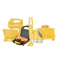 Kit Cadence Colors Amarelo Completo V