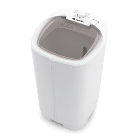 Máquina de Lavar Mueller 10Kg Family Lite - Branco