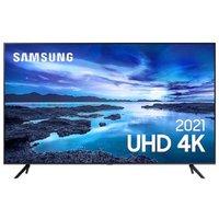 Smart Tv Samsung 75 Polegadas Crystal UHD 4K UN75AU7700GXZD